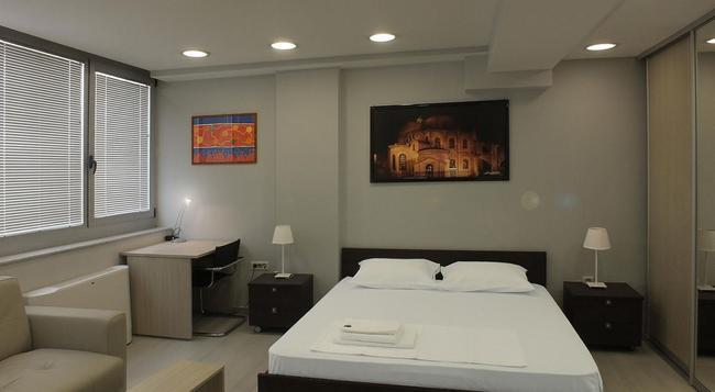Seven Hills Bed&Bike B&B - ポドゴリツァ - 寝室