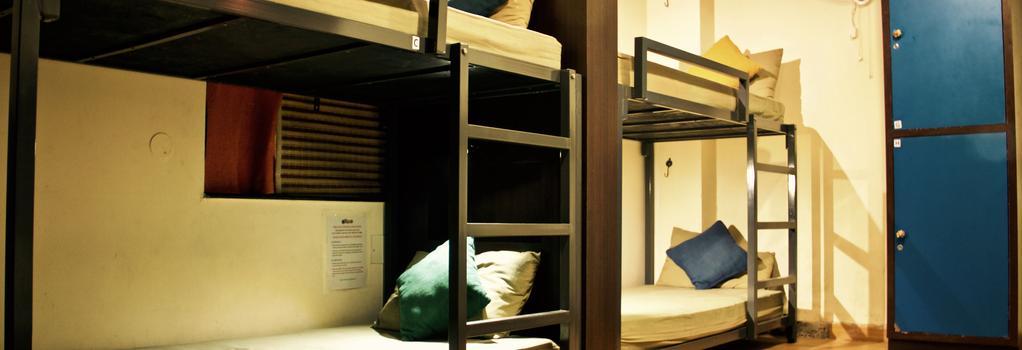 ストップス ホステル デリー - ニューデリー - 寝室