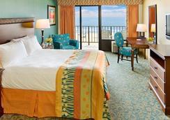 Ramada Virginia Beach Oceanfront - バージニア・ビーチ - 寝室