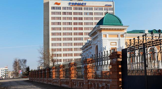 Tourist - オムスク - 建物