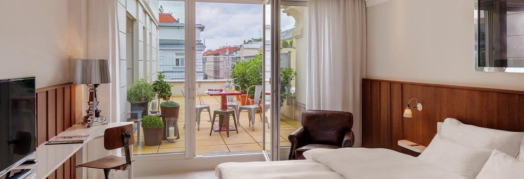 ルビー ソフィー ホテル ウィーン - ウィーン - 寝室