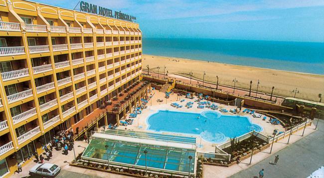 グラン ホテル ペニスコラ - ペニスコラ - 建物