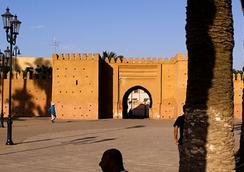 Al Akhawayn - ウジダ - 目的地
