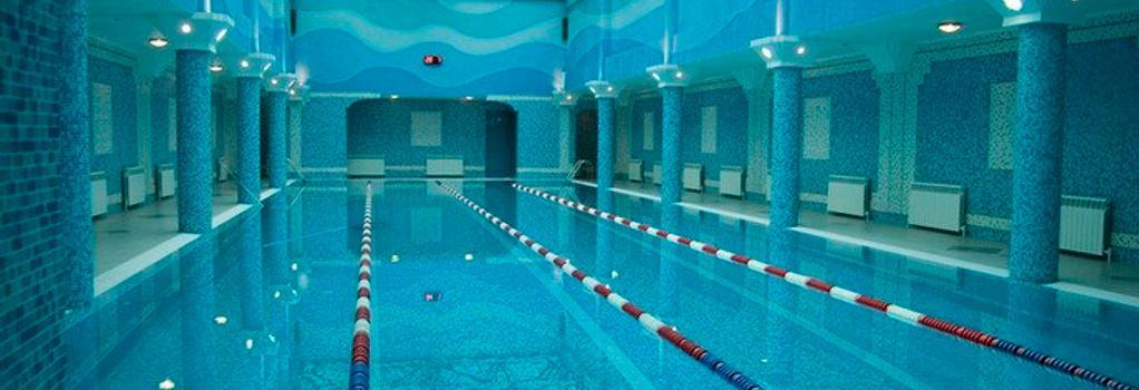 Hotel Gulf Stream - カザン - プール