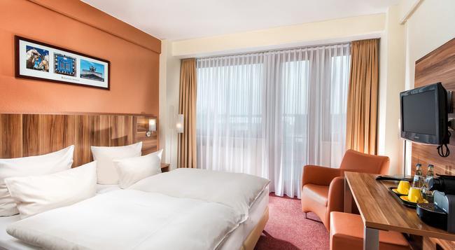 Best Western Hotel Braunschweig Seminarius - ブラウンシュバイク - 寝室
