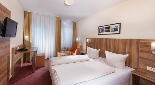 Best Western Hotel Mannheim City - マンハイム - 寝室