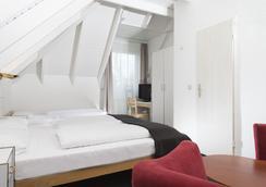シティ イン ホテル ライプツィヒ - ライプツィヒ - 寝室