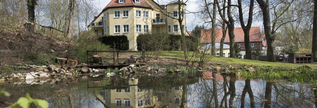 ホテル ヴィラ ヴェルテミューレ ドレスデン - ドレスデン - 建物