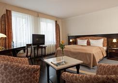 ホテル ヴィラ ヴェルテミューレ ドレスデン - ドレスデン - 寝室
