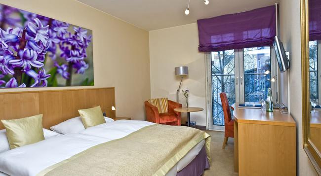 ベルリン マーク ホテル - ベルリン - 寝室