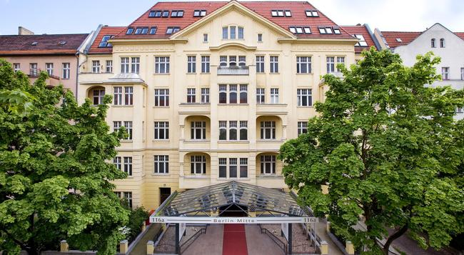 City Hotel Berlin Mitte - ベルリン - 建物