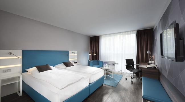 Best Western Hotel Sindelfingen City - Sindelfingen - 寝室