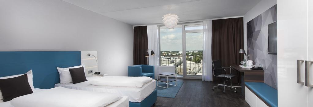 ベスト ウェスタン ホテル フランクフルト ニューイセンブルク - ノイ・イーゼンブルク - 寝室