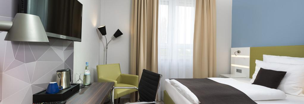 Best Western Hotel Dortmund Airport - ドルトムント - 寝室