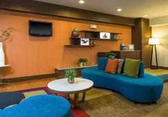 Fairfield Inn and Suites by Marriott Jacksonville Airport - ジャクソンビル - ロビー