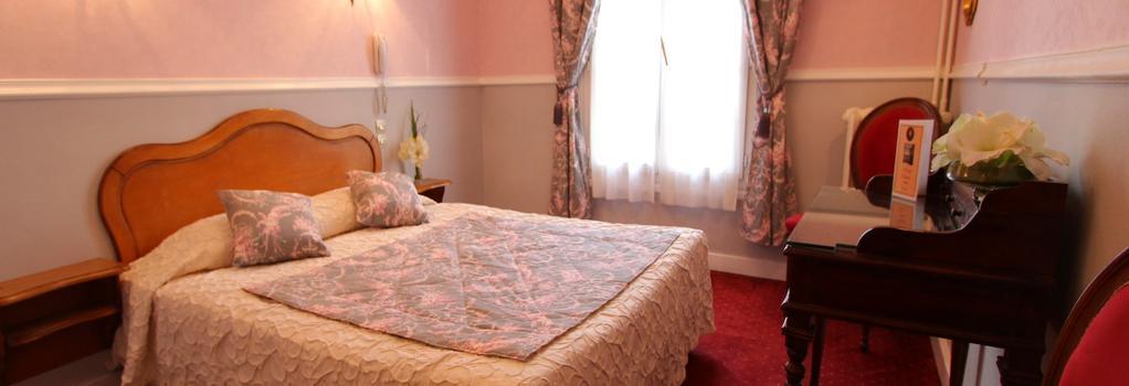 オテル ショパン - パリ - 寝室