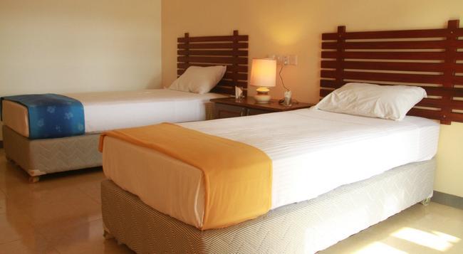 ホテル ロマーノ - ネゴンボ - 寝室