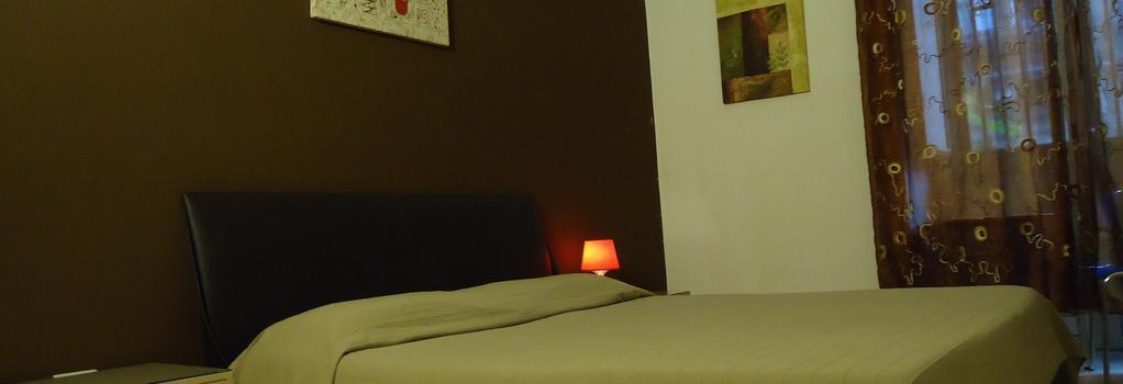ホテル トリエステ - カターニア - 寝室