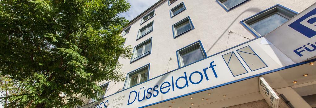 ホテル アンタレス デュッセルドルフ - デュッセルドルフ - 屋外の景色