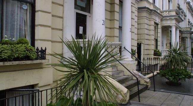 Pembridge Hall - ロンドン - 屋外の景色