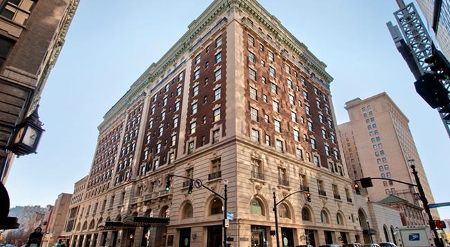 The Seelbach Hilton Louisville - ルイスビル - 建物