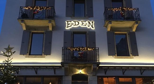ホテル エデン - シャモニー・モンブラン - 建物