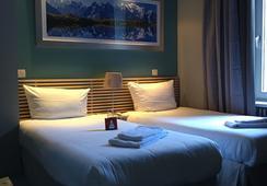 ホテル エデン - シャモニー・モンブラン - 寝室