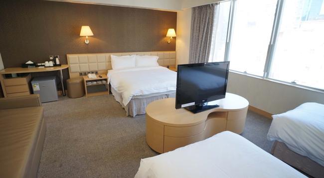 H1 ホテル - 香港 - 寝室