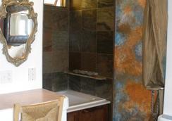 Secret Garden Inn - デル・マー - 浴室