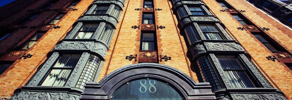 コートヤード ボストン コプレー スクエア - ボストン - 建物