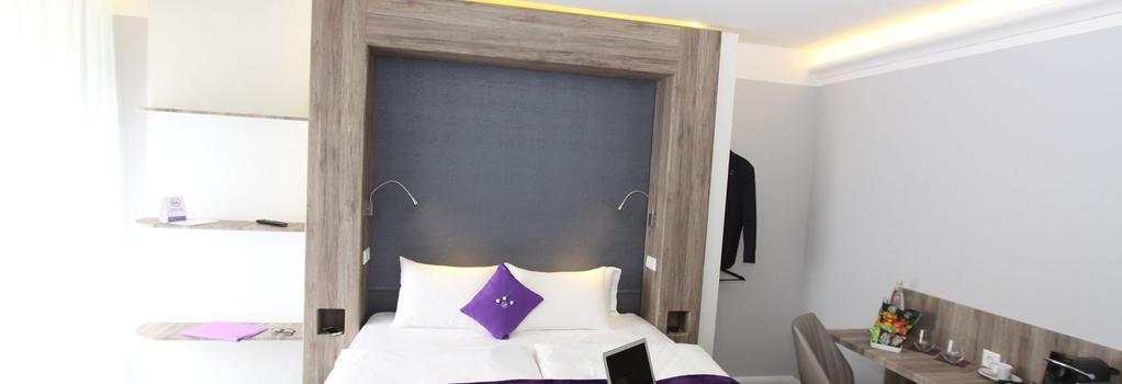ステイ シティ ホテルズ ドルトムント - ドルトムント - 寝室