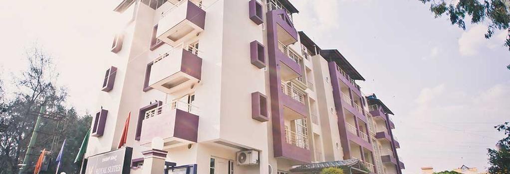 Royal Suites Hotel Apartments - バンガロール - 建物