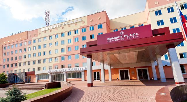 Benefit Plaza Congress Hotel - Voronezh - 建物