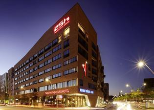 25アワーズ ホテル ハーフェン シティ