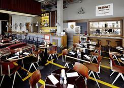 25アワーズ ホテル ハーフェン シティ - ハンブルク - レストラン