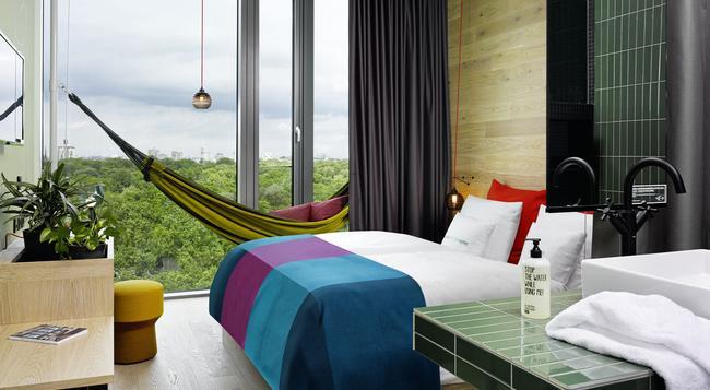 25hours Hotel Bikini Berlin - ベルリン - 寝室
