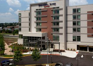 SpringHill Suites by Marriott Alexandria Old Town Southwest