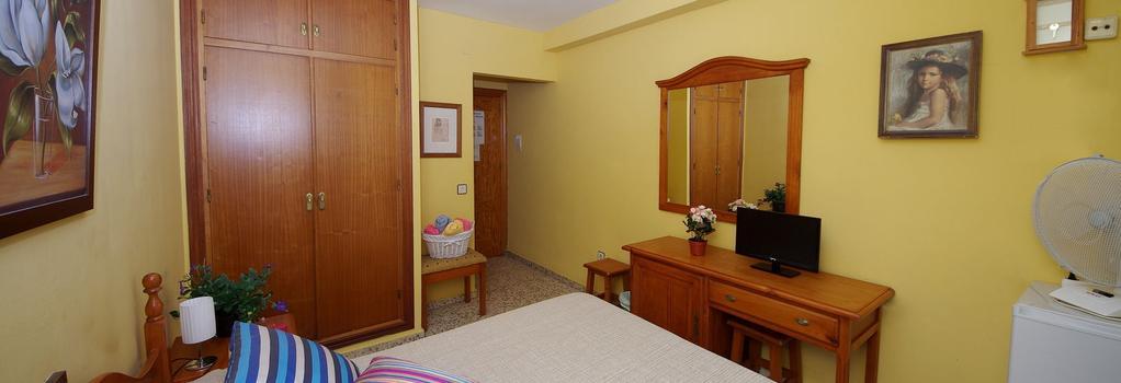 ホスタル アサハラ - ネルハ - 寝室