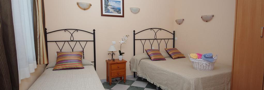 Pension Aduar - マルベーリャ - 寝室
