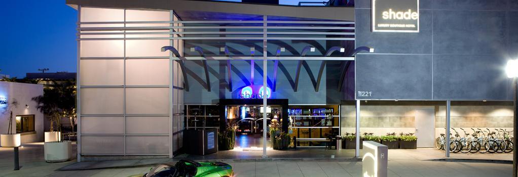 シェイド ホテル - Manhattan Beach - 建物