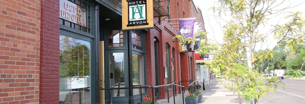 Hotel Arvon - Great Falls - 建物