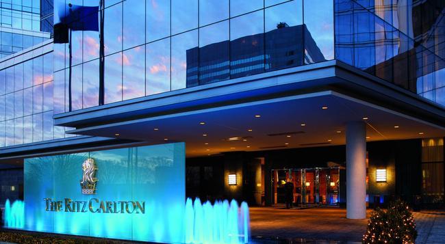 The Ritz-Carlton New York Westchester - ホワイト・プレインズ - 建物