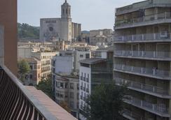 ホテル ウルトニア - ジローナ - 屋外の景色