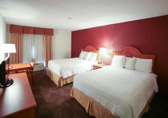 Red Roof Inn Evansville - エヴァンズヴィル - 寝室