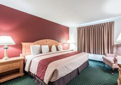 Red Roof Inn & Suites Knoxville East - ノックスビル - 寝室