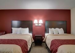 Red Roof Inn Murfreesboro - Murfreesboro - 寝室