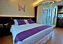 ザ バウヒニア ホテル チム サー チョイ - 香港 - 寝室