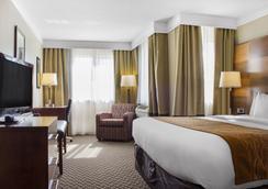 Comfort Inn & Suites Durango - ドゥランゴ - 寝室
