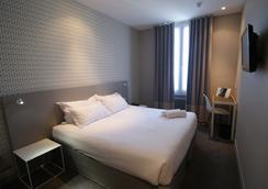 アクロポリス ホテル パリ ブローニュ - Boulogne-Billancourt - 寝室