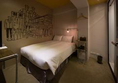 チョウ ホテル - 台北市 - 寝室